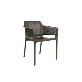 Кресло Amado серый