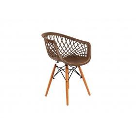 Кресло Viko серый 23