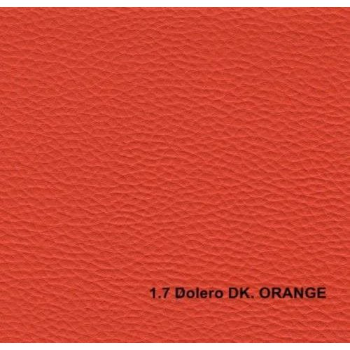 Кожзам Dolero orange