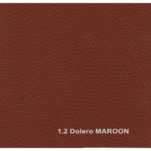 Кожзам Dolero maroon