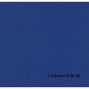 Кожзам Dolero blue
