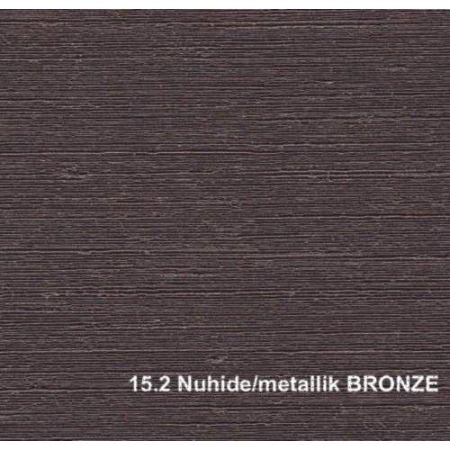 Кожзам Nuhide metallik bronze
