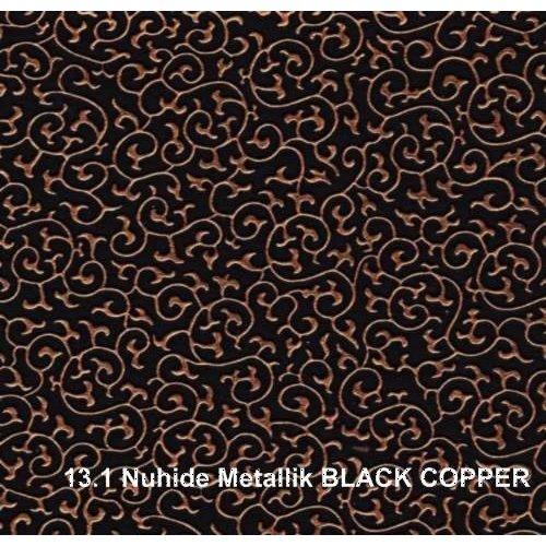 Кожзам Nuhide metalik copper