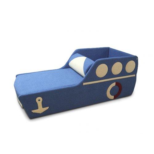 Детский диван Катер