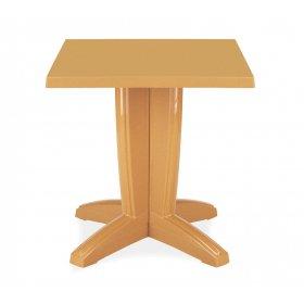Пластиковый стол Браво 70х70 тик
