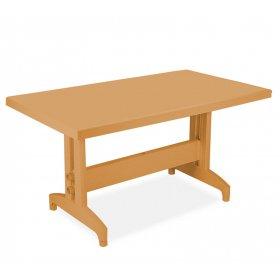 Пластиковый стол Престиж 80х140 тик