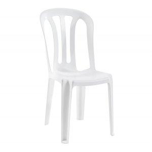 Кресло Букет белое