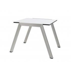 Столик для шезлонга Zen белый