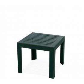 Столик для шезлонга Suda темно-зеленый