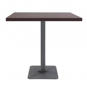 База Lotus Square Side table base 40х40х50