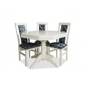 Комплект стол Буковель + 3 стула Лир