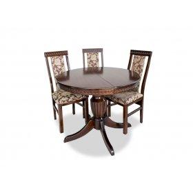 Комплект стол Амфора + 3 стула Лир