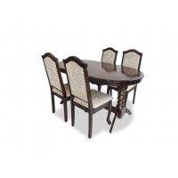 Комплект стол Гостиный + 4 стула Премьер