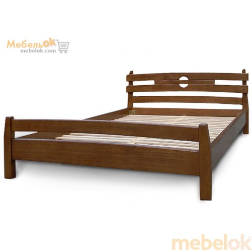 Кровать Элиза дуб 140х190
