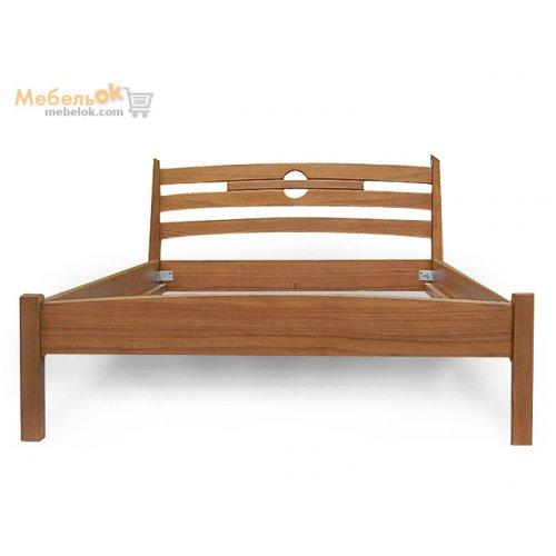 Кровать Элиза-2 дуб 80х200