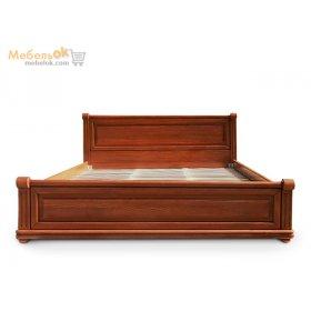Дубовая кровать Маркиз 120х190