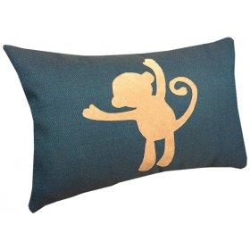 Декоративная подушка Обезьянка