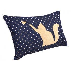 Декоративная подушка Котенок
