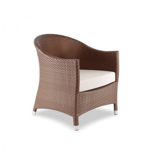 Кресло Парадиз лаунж 68х74х81х34 ротанг