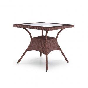 Стол Киви 60х38 ротанг. Купить в интернет-магазине мебели МебельОк по доступной цене