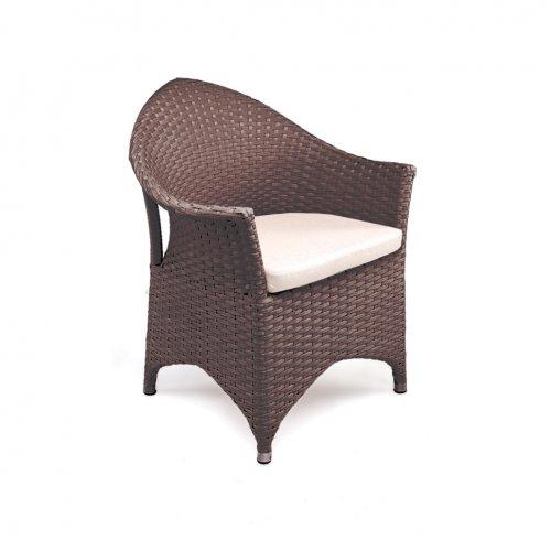 Кресло Марокко обеденное 70х65х88х44 ротанг