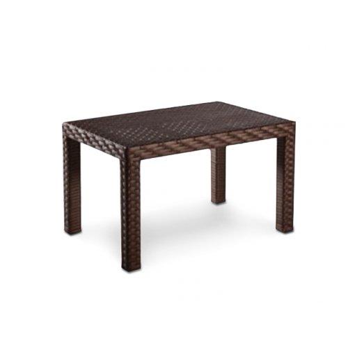 Стол Каир плетеная столешница