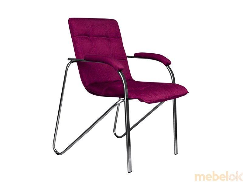 Кресло STELLA CHROME с другого ракурса