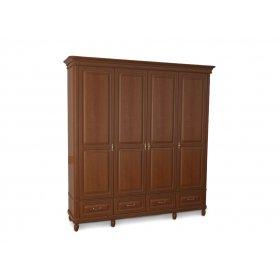 Шкаф четырехдверный Омега Комфорт