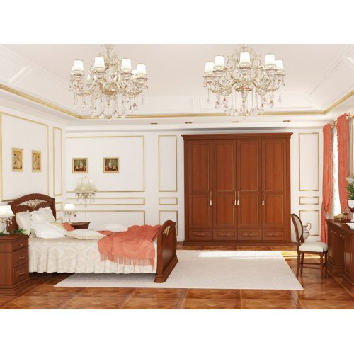 Спальный гарнитур Омега Люкс
