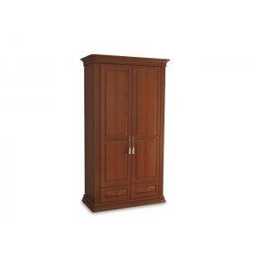 Шкаф двухдверный Омега Люкс