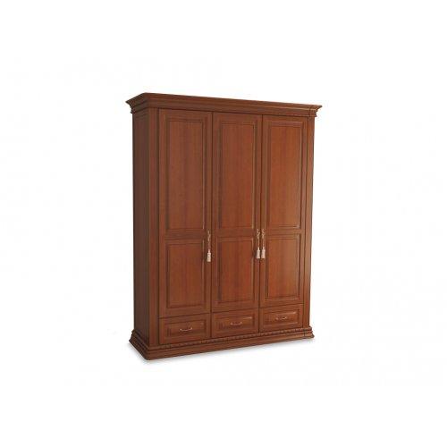 Шкаф трехдверный Омега Люкс