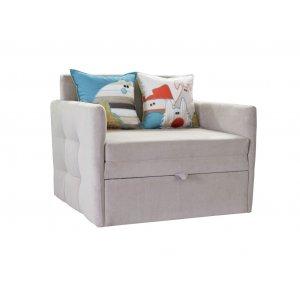 Диван Иванна 1,4 в акционных тканях. Купить бескаркасный диван недорого в магазине МебельОк