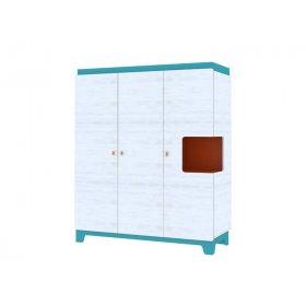 Шкаф трехдверный Диско ШГП 7-31