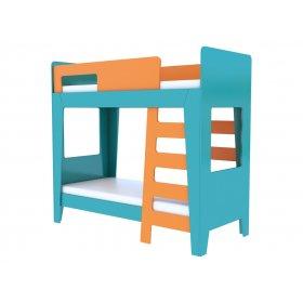 Двухэтажная кровать Диско КД 7-2