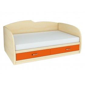 Кровать с дополнительным спальным местом Планета Луна К 1-7 90х200