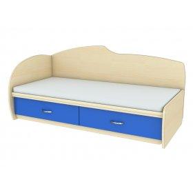 Кровать с дополнительным спальным местом Планета Луна КЛ 1-81 90х200