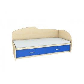 Кровать с дополнительным спальным местом Планета Луна КП 1-82 90х200