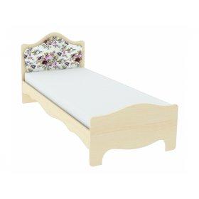 Кровать К 4-5 120х200 с накладками Прованс