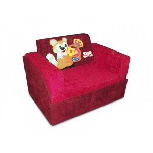 Детский диван Кубик-боковой Енот