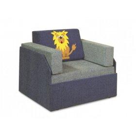 Детский диван Кубик-боковой Львенок