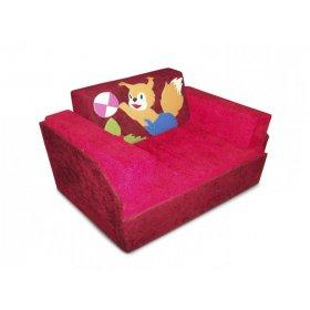 Детский диван Кубик-боковой Белочка