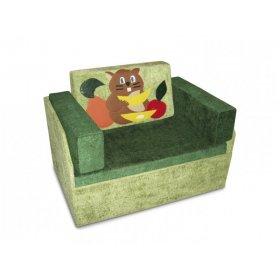 Детский диван Кубик-боковой Хомячок