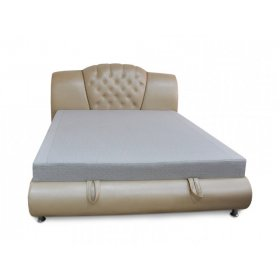 Двуспальная мягкая кровать Натали 160х190