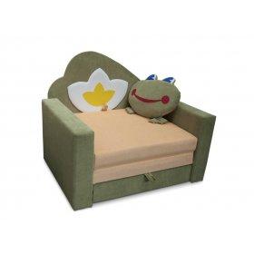 Детский диван Фантазия Лягушка