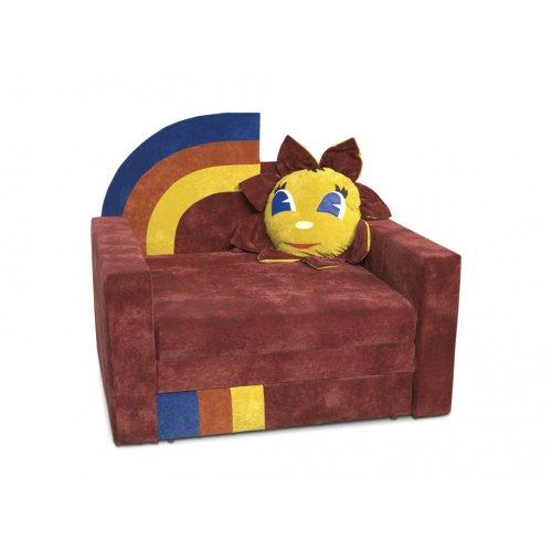 Детский диван Фантазия Радуга