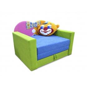 Детский диван Фантазия Клоун