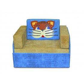 Детский диван Кубик-боковой Тигр
