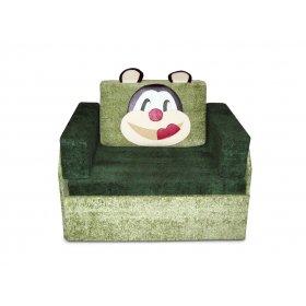Детский диван Кубик-боковой Микки Маус