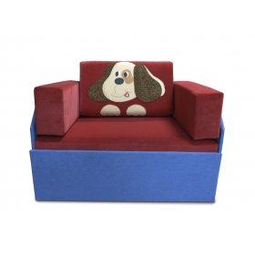 Детский диван Кубик-боковой Щенок