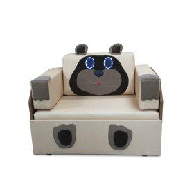 Детский диван Кубик-боковой Панда